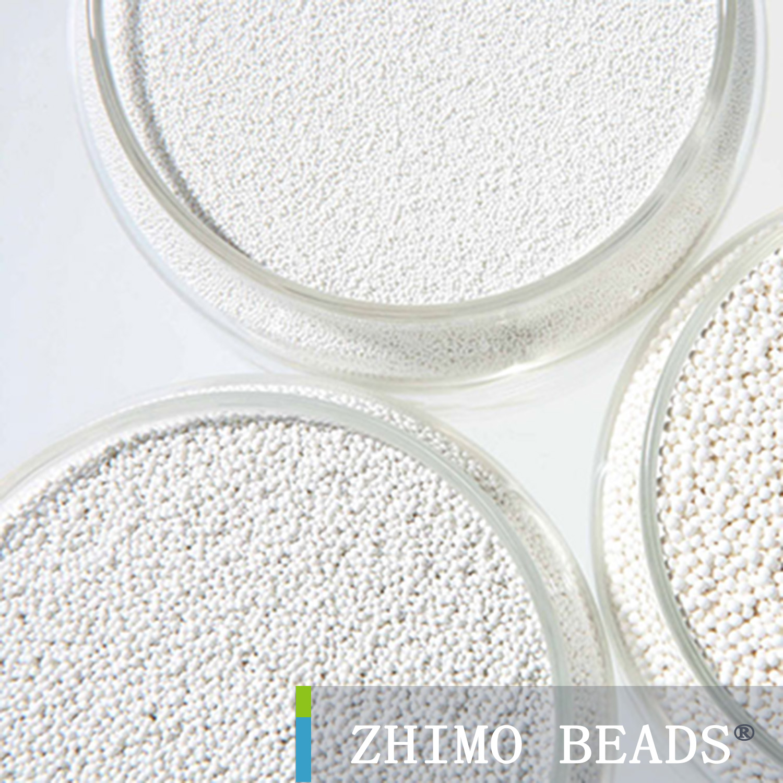 65% zirconia silicate beads