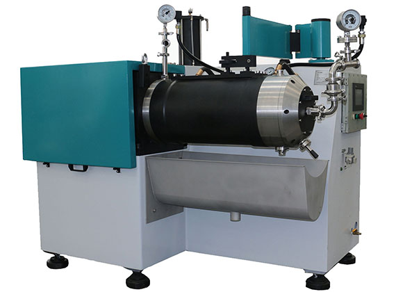 Thailand Pesticide SC Production Bead Mill