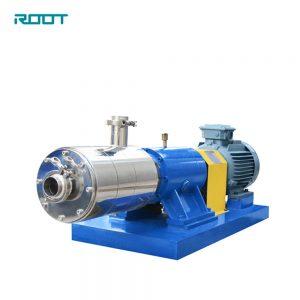 inline high shear pump