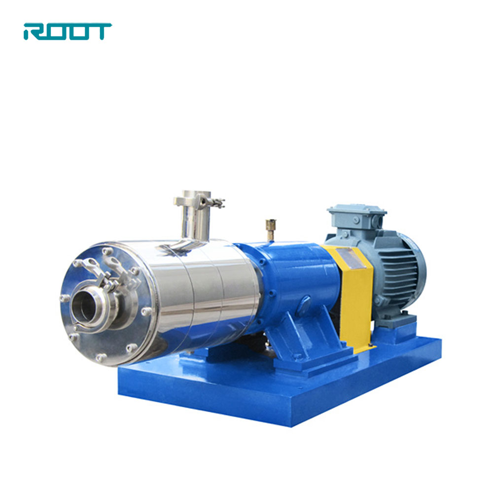 inline high shear pump