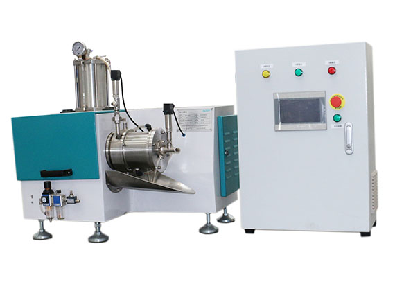 China Graphene Electricity Conductive Paste Lab Bead Mill